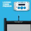Pack portier + trappe Premium